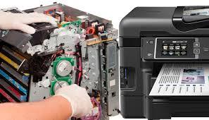 Mantenimientos masivos de impresoras