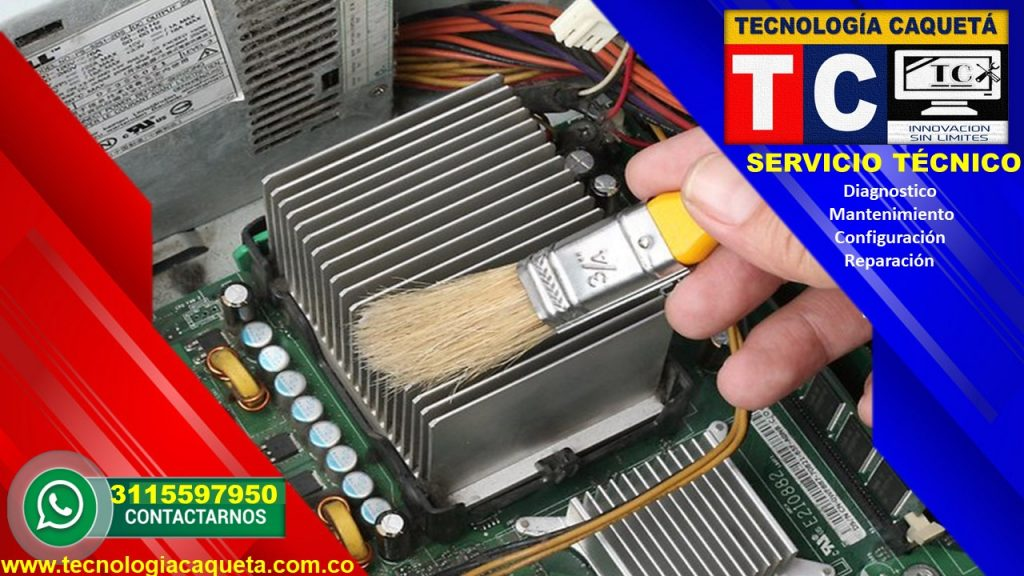 Tecnologia Caqueta - Servicio Tecnico Especializado - Diagnostico-Manteniiento-Configu113