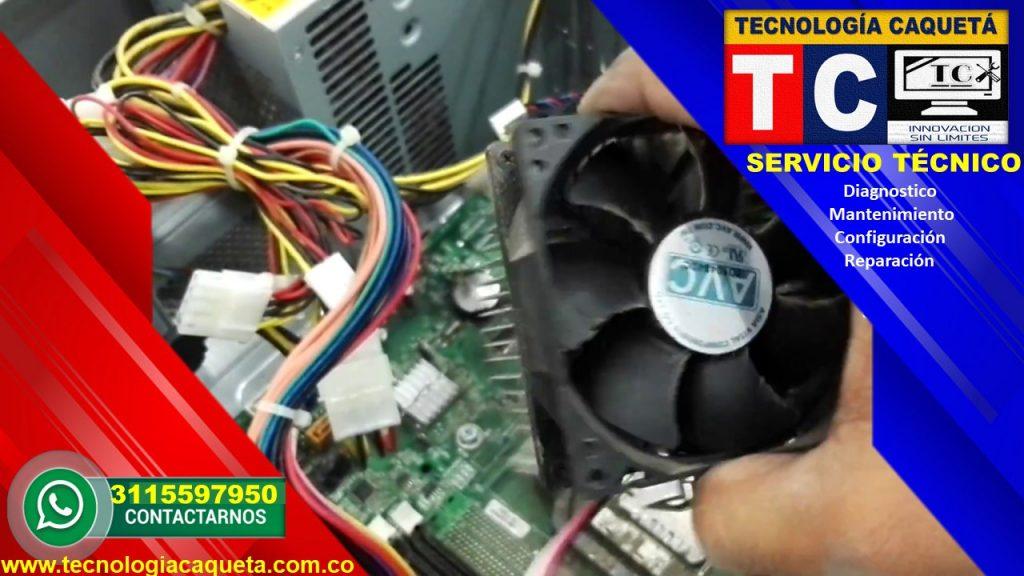 Tecnologia Caqueta - Servicio Tecnico Especializado - Diagnostico-Manteniiento-Configu126