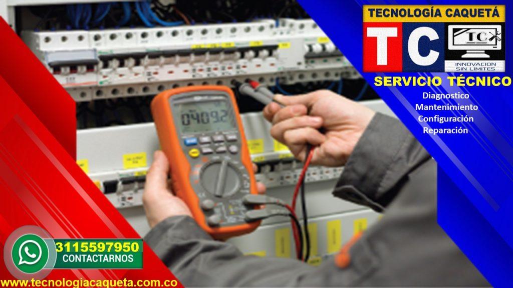 Tecnologia Caqueta - Servicio Tecnico Especializado - Diagnostico-Manteniiento-Configu143