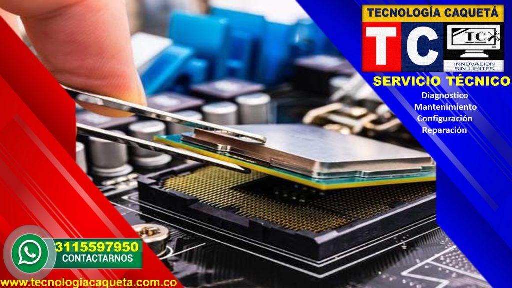 Tecnologia Caqueta - Servicio Tecnico Especializado - Diagnostico-Manteniiento-Configu144