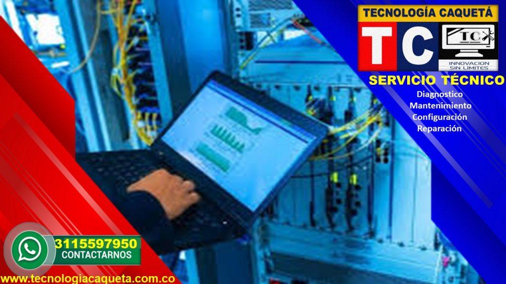Tecnologia Caqueta - Servicio Tecnico Especializado - Diagnostico-Manteniiento-Configu145