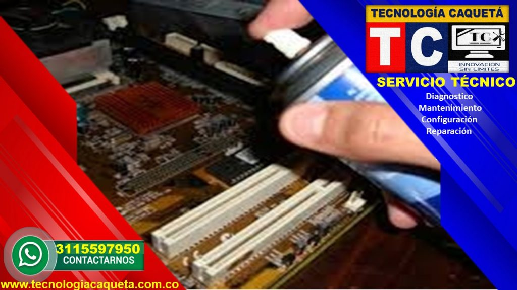 Tecnologia Caqueta - Servicio Tecnico Especializado - Diagnostico-Manteniiento-Configu147