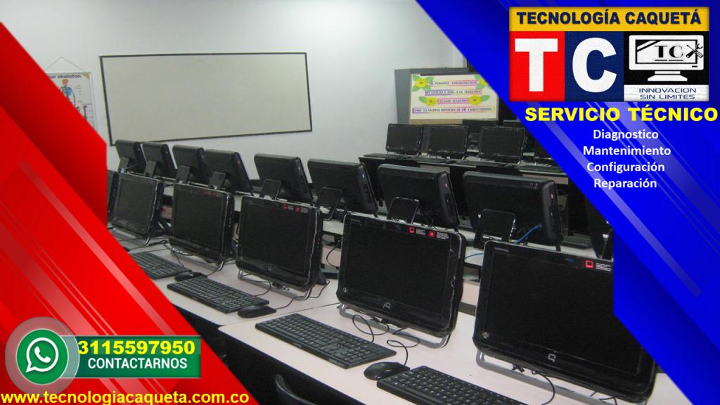 Tecnologia Caqueta - Servicio Tecnico Especializado-Diagnostico-Manteniiento-Configu33