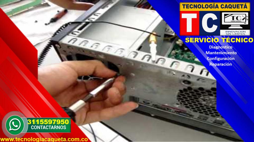 Tecnologia Caqueta - Servicio Tecnico Especializado-Diagnostico-Manteniiento-Configu40