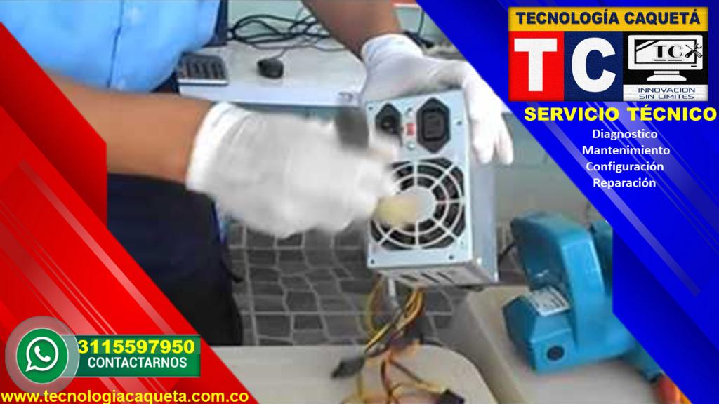 Tecnologia Caqueta - Servicio Tecnico Especializado-Diagnostico-Manteniiento-Configu55