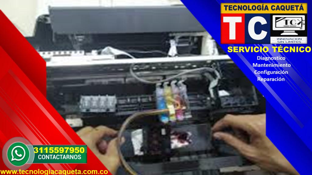 Tecnologia Caqueta - Servicio Tecnico Especializado-Diagnostico-Manteniiento-Configur8