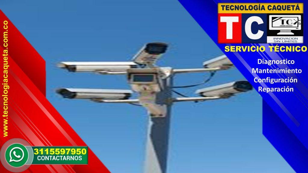 Instalacion-Diagnostico-Mantenimiento-Configuracion-Reparacion de Camaras-CCTV Por TC427
