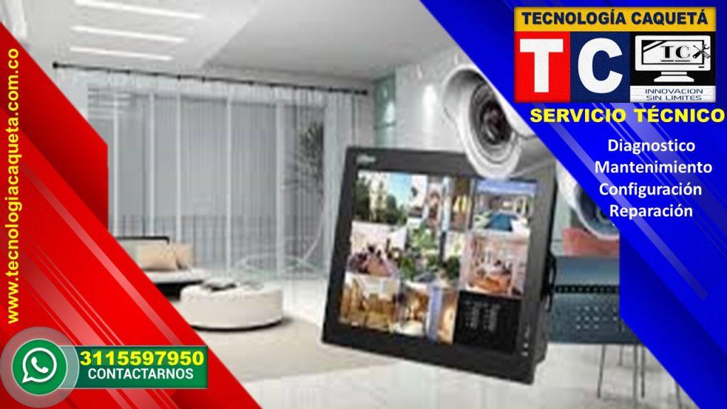 Instalacion-Diagnostico-Mantenimiento-Configuracion-Reparacion de Camaras-CCTV Por TC45