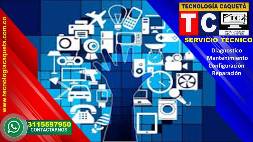Tecnologia Caqueta Instalacion-Configuracion, Reparacion Domotica-Casa-Inteligentes