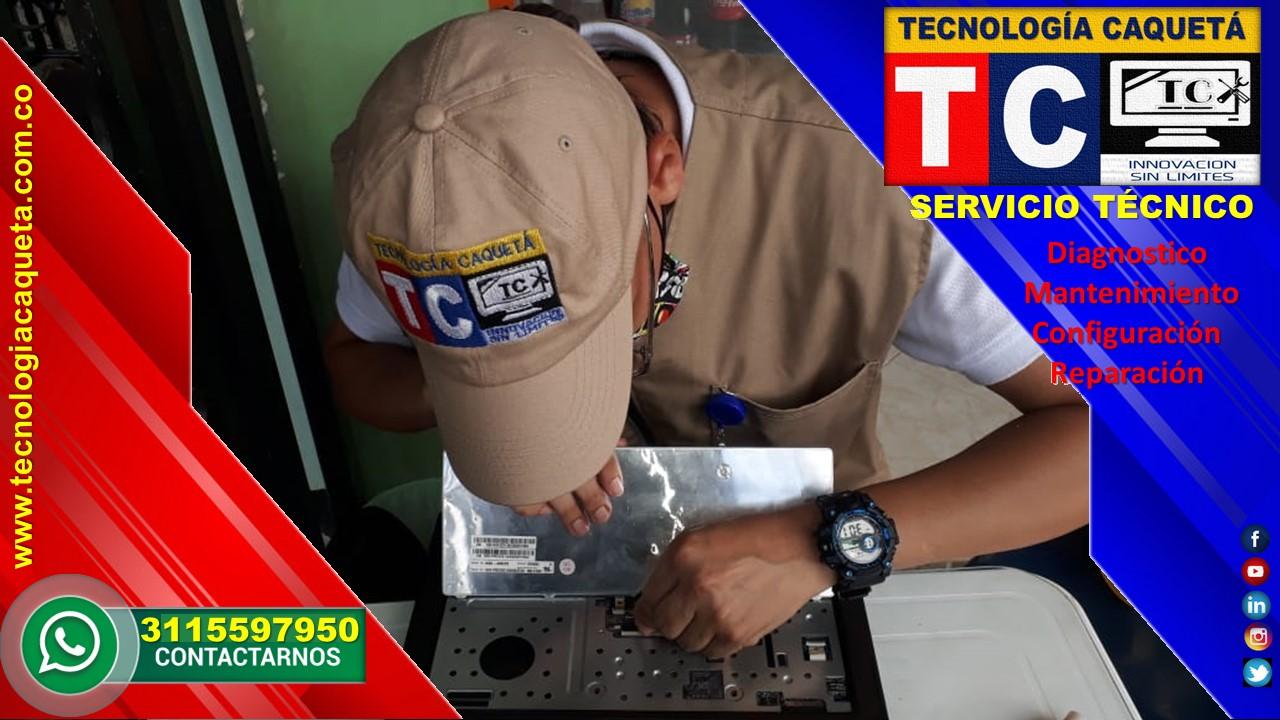 Soporte Tecnico PC Tic Florecia Caqueta TC1