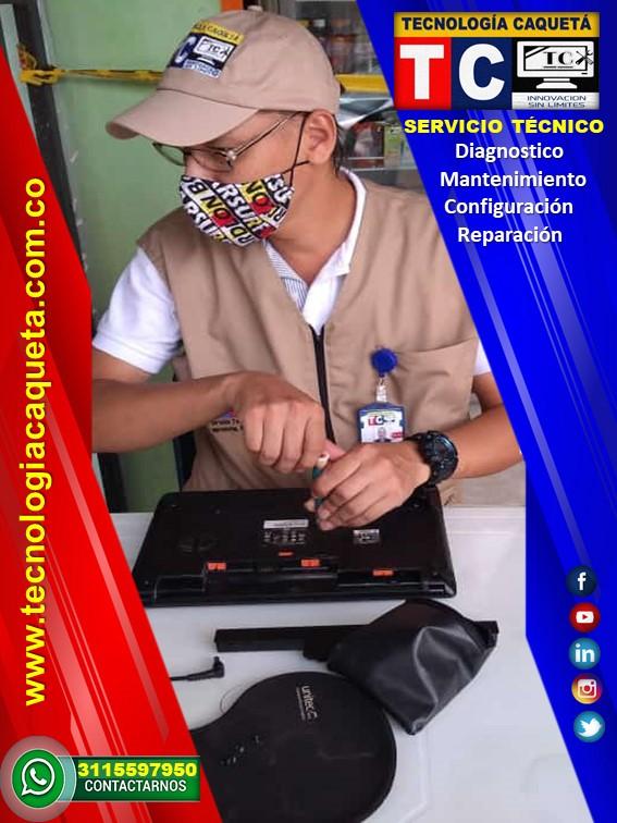 Servicios - Tecnología Caquetá