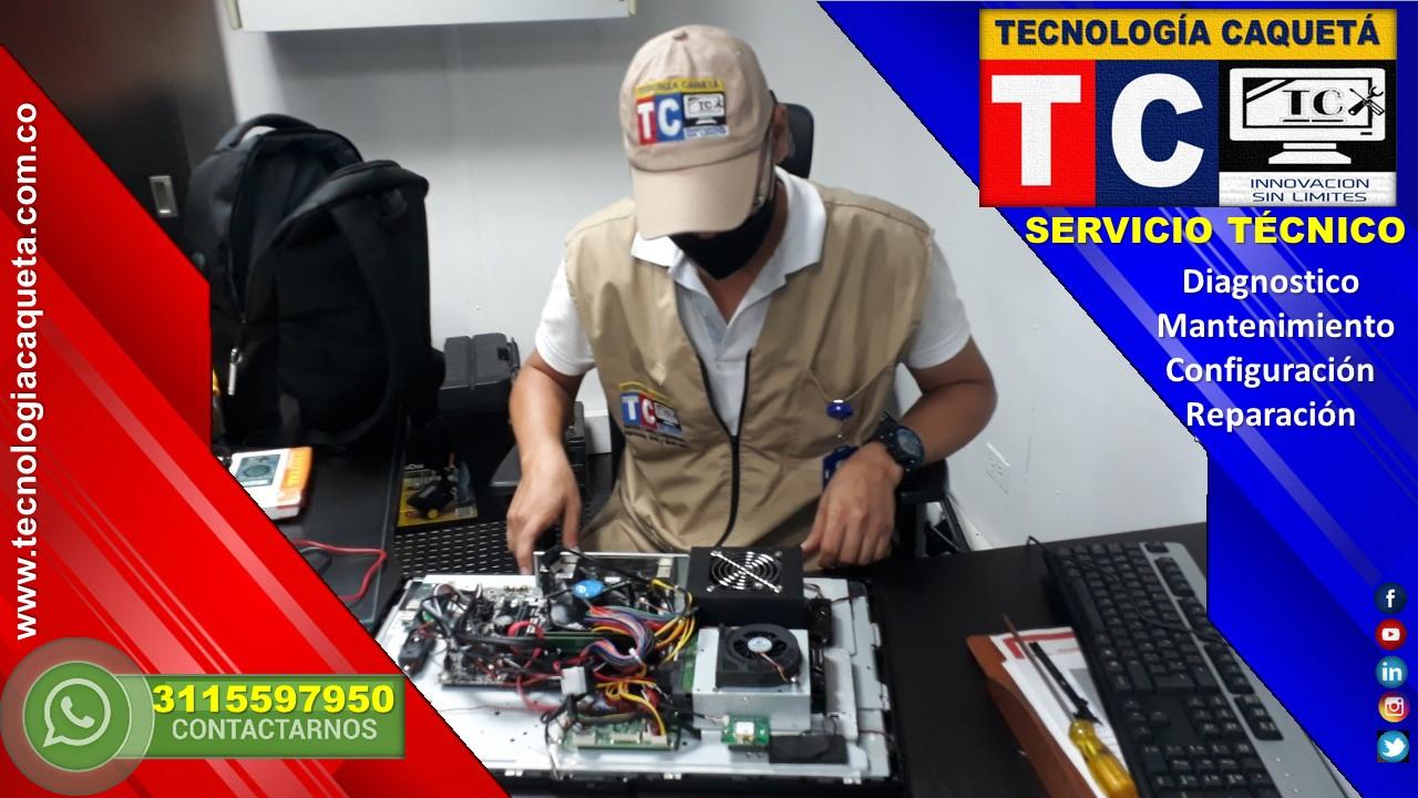 Cofiguracion de Computadores - TECNOLOGIA CAQUETA WhatsApp 3115597950 en Florencia Caqueta 25