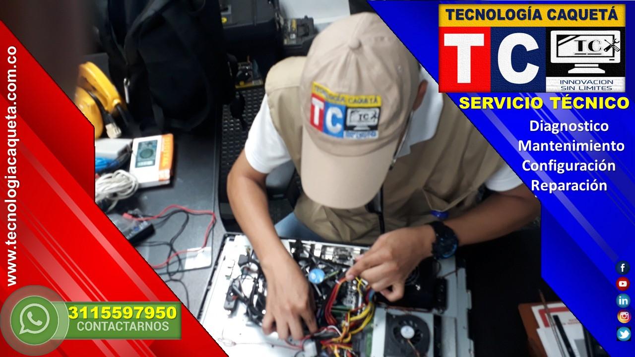 Cofiguracion de Computadores - TECNOLOGIA CAQUETA WhatsApp 3115597950 en Florencia Caqueta 26