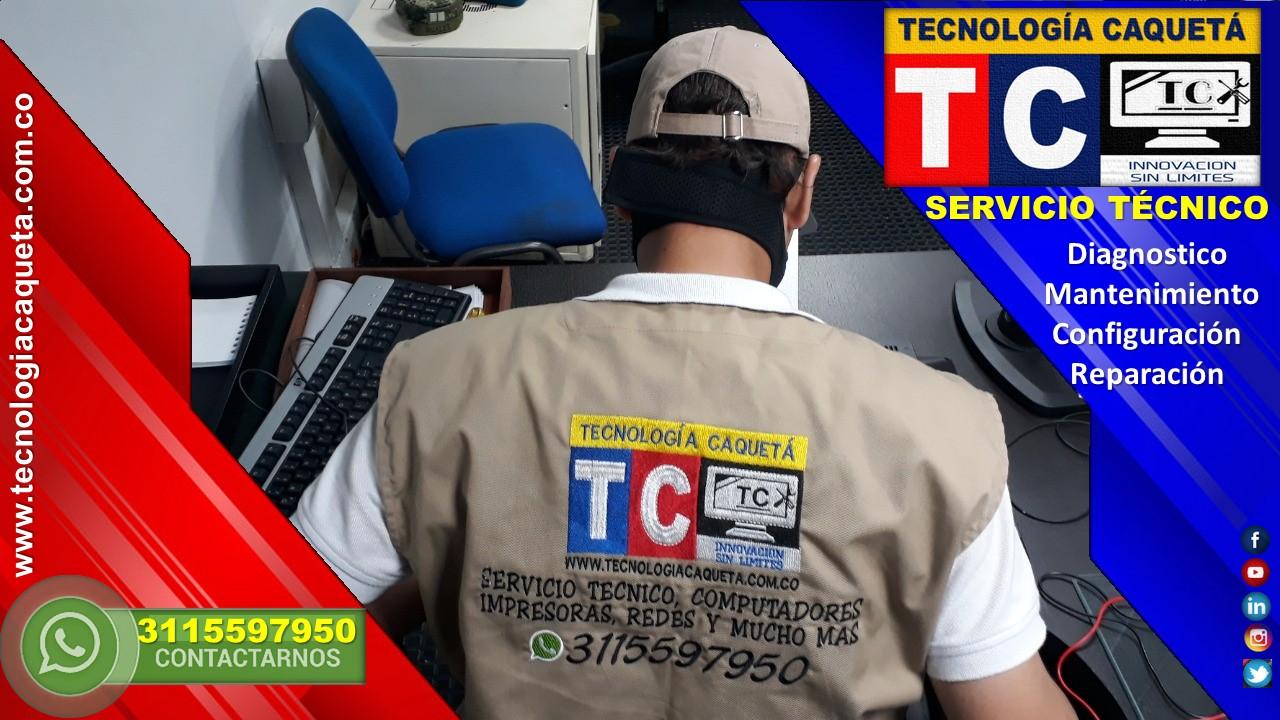 Cofiguracion de Computadores - TECNOLOGIA CAQUETA WhatsApp 3115597950 en Florencia Caqueta 9