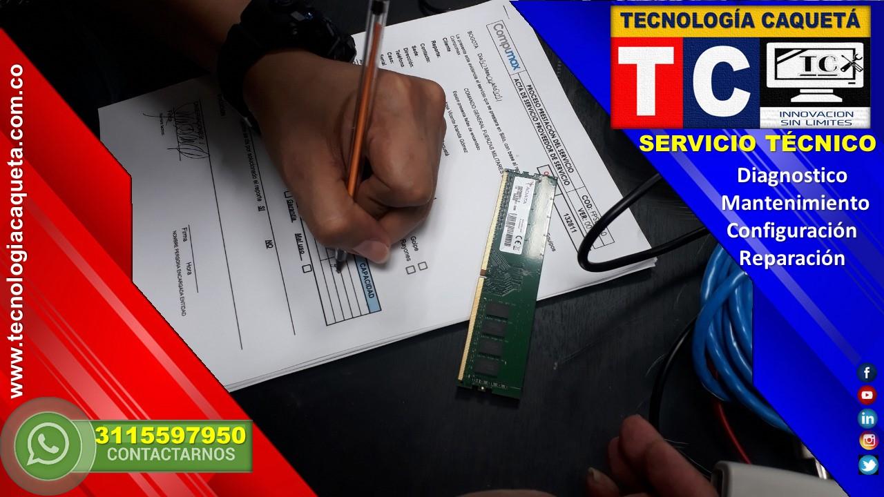 Diagnostico de Computadores - TECNOLOGIA CAQUETA WhatsApp 3115597950 en Florencia Caqueta 23
