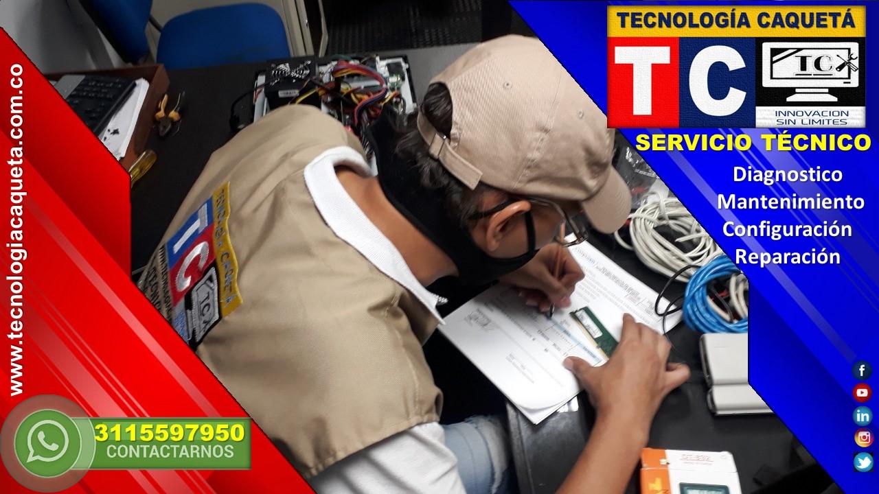 Instalacion de Computadores - TECNOLOGIA CAQUETA WhatsApp 3115597950 en Florencia Caqueta 15