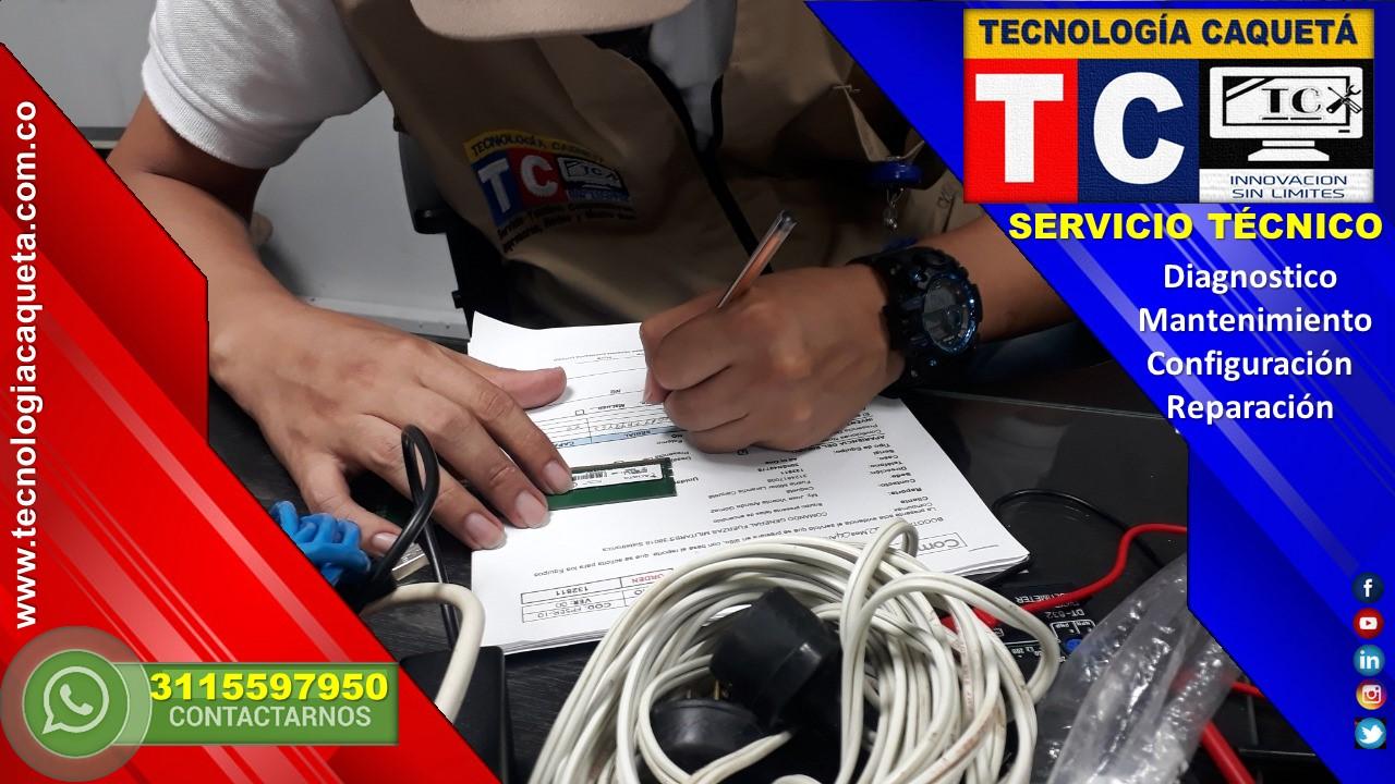 Instalacion de Computadores - TECNOLOGIA CAQUETA WhatsApp 3115597950 en Florencia Caqueta 7
