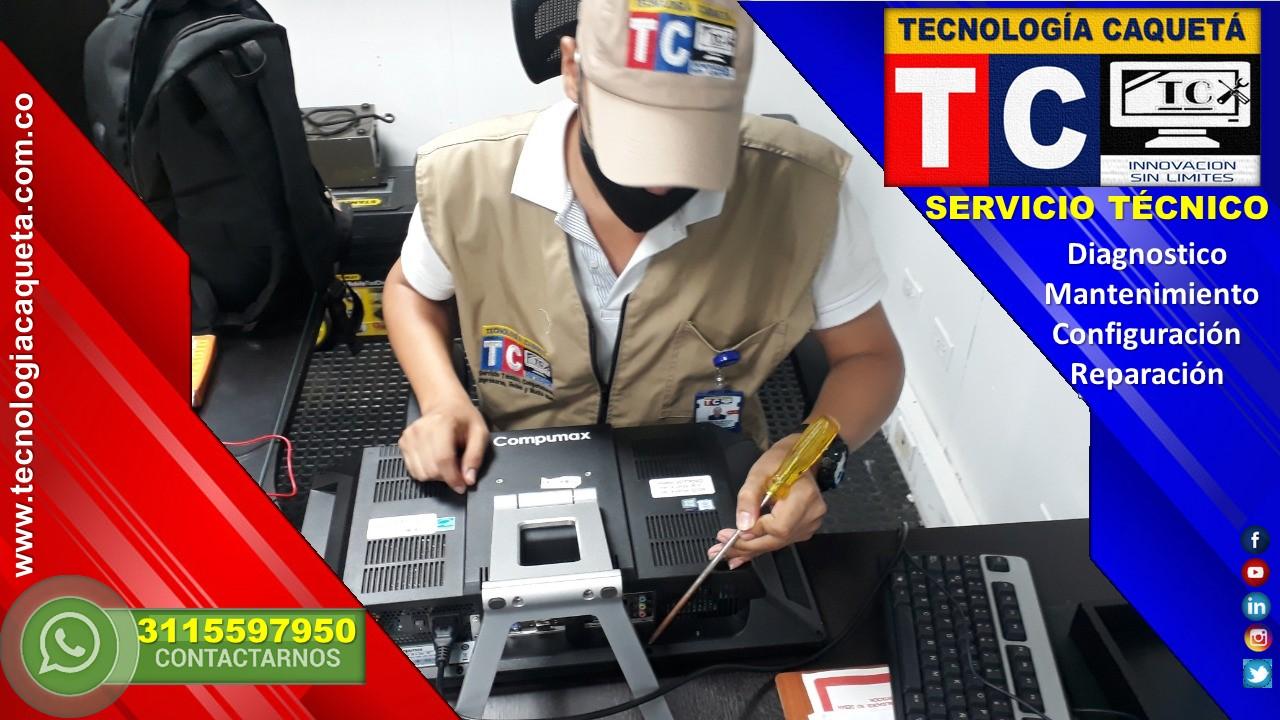 Mantenimiento de Computadores - TECNOLOGIA CAQUETA WhatsApp 3115597950 en Florencia Caqueta 17