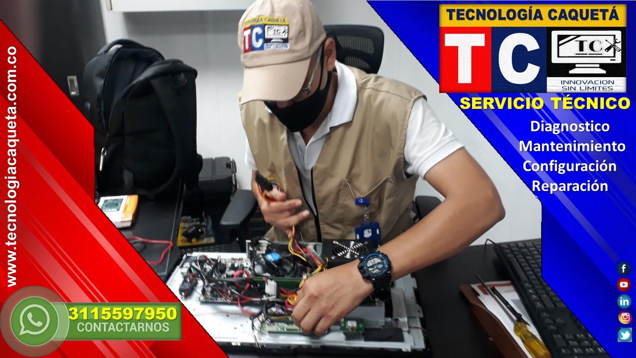 Manteniiento de Computadores - TECNOLOGIA CAQUETA WhatsApp 3115597950 en Florencia Caqueta 28
