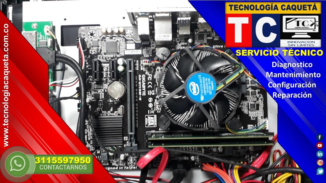 Mantenimiento de Computadores - TECNOLOGIA CAQUETA WhatsApp 3115597950 en Florencia Caqueta 29