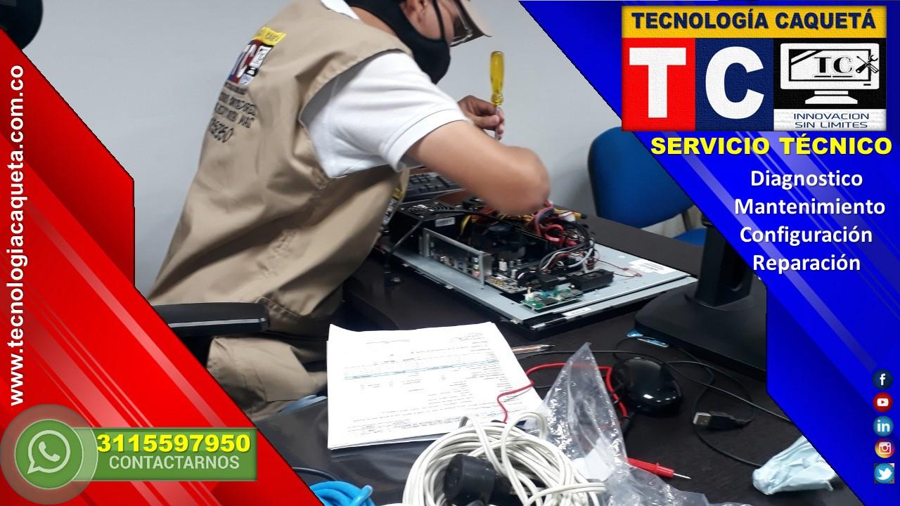 Mantenimiento de Computadores - TECNOLOGIA CAQUETA WhatsApp 3115597950 en Florencia Caqueta 33