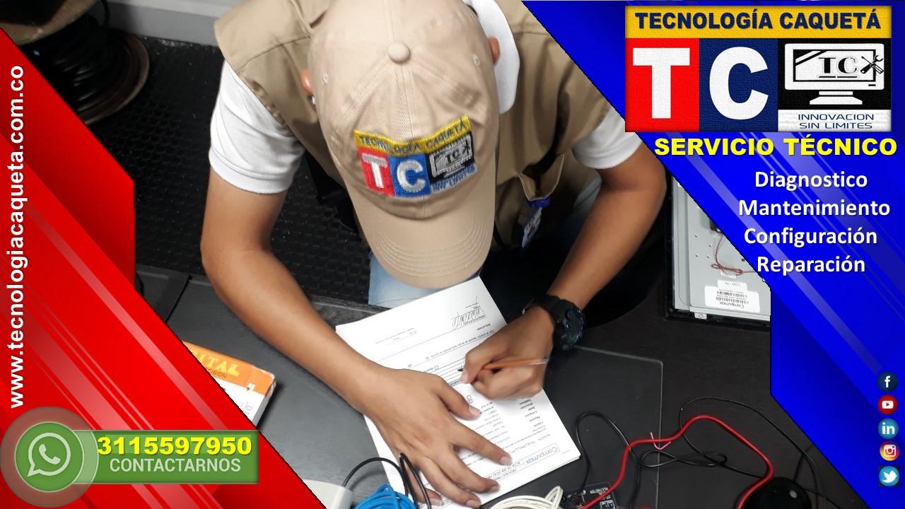 Manteniiento de Computadores - TECNOLOGIA CAQUETA WhatsApp 3115597950 en Florencia Caqueta 5