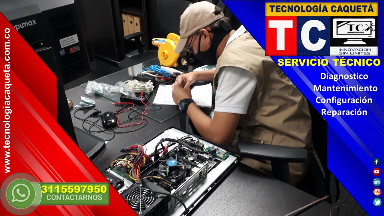 Mantenimiento de Computadores - TECNOLOGIA CAQUETA WhatsApp 3115597950 en Florencia Caqueta20
