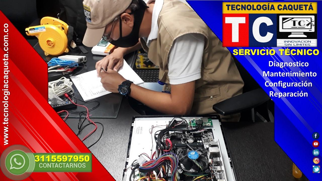 Reparacion de Computadores - TECNOLOGIA CAQUETA WhatsApp 3115597950 en Florencia Caqueta 2