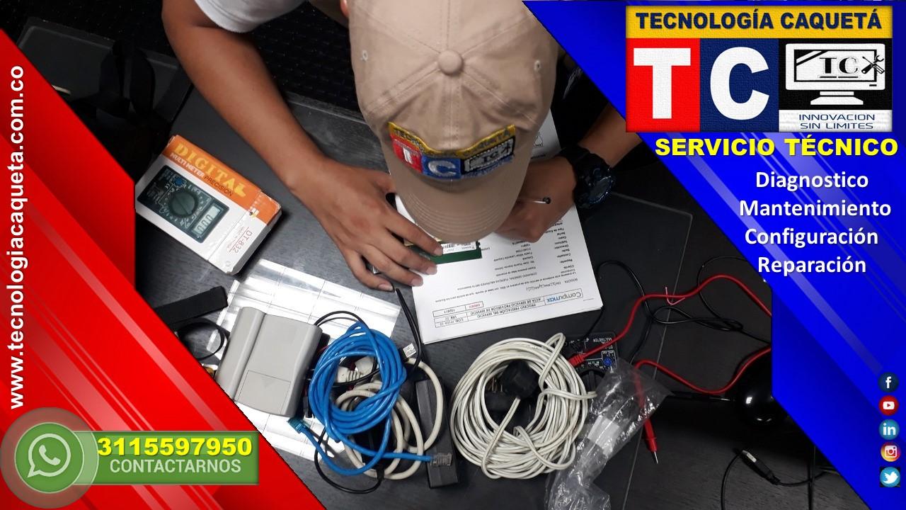 Reparacion de Computadores - TECNOLOGIA CAQUETA WhatsApp 3115597950 en Florencia Caqueta 3