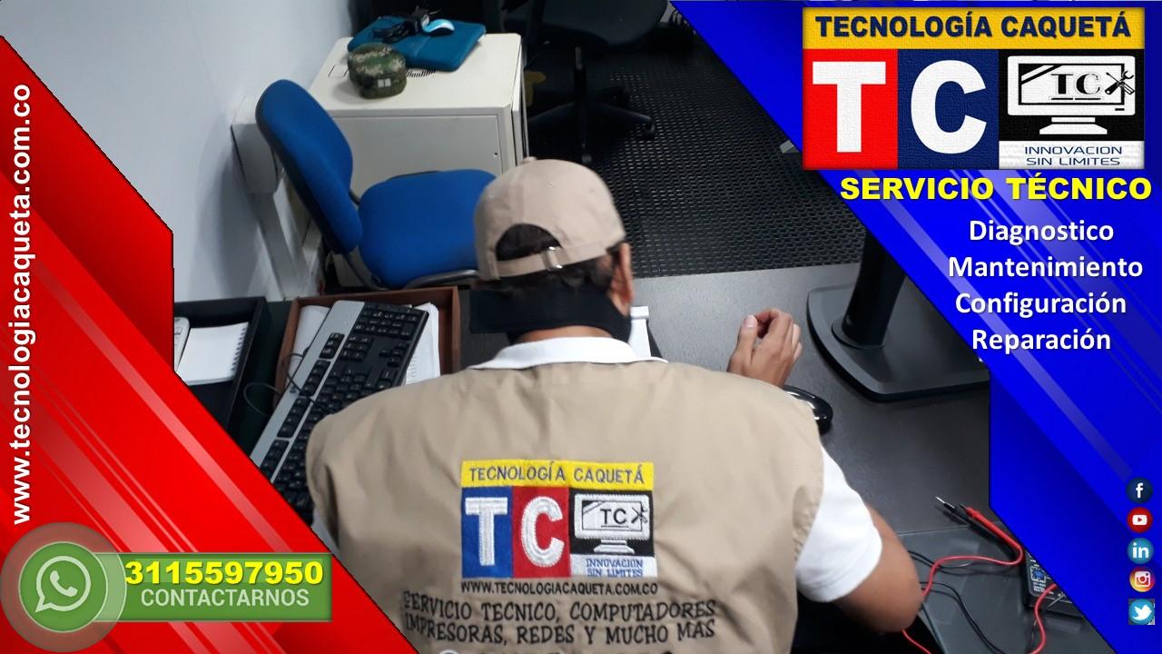 Servicio Tecnico a Domicilio TECNOLOGIA CAQUETA WhatsApp 3115597950 en Florencia Caqueta 1