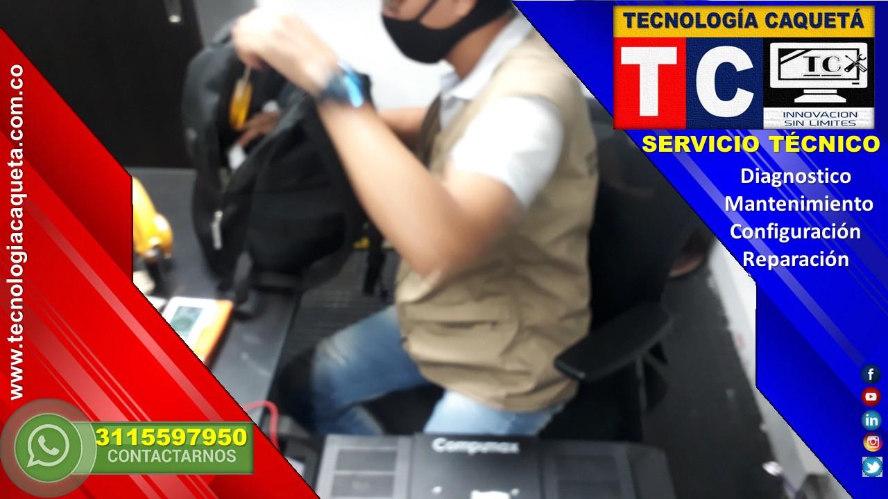 Servicio Tecnico a Domicilio TECNOLOGIA CAQUETA WhatsApp 3115597950 en Florencia Caqueta 10