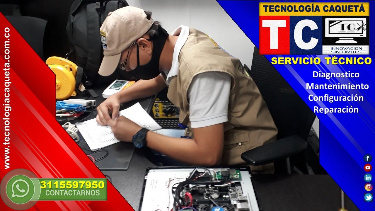 Servicio Tecnico a Domicilio TECNOLOGIA CAQUETA WhatsApp 3115597950 en Florencia Caqueta 8